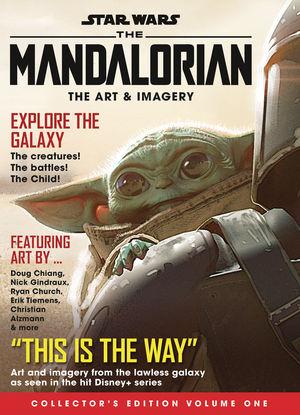 STAR WARS MANDALORIAN ART COLL NEWSSTAND ED (2020) #1