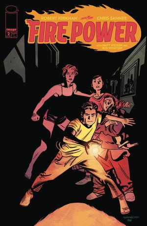 FIRE POWER (2020) #2