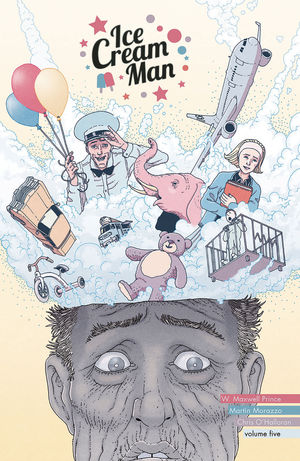 ICE CREAM MAN TPB (2018) #5