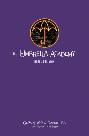UMBRELLA ACADEMY LIBRARY EDITION HC (2019) #3