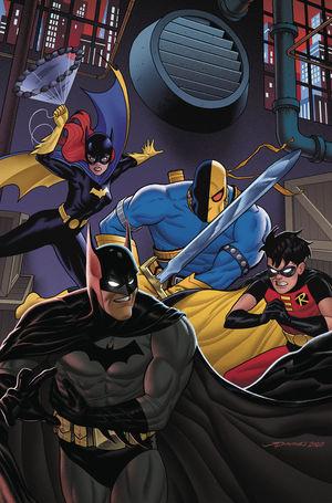 BATMAN THE ADVENTURES CONTINUE (2020) #3