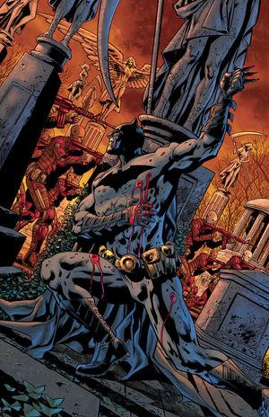 BATMANS GRAVE (2019) #9