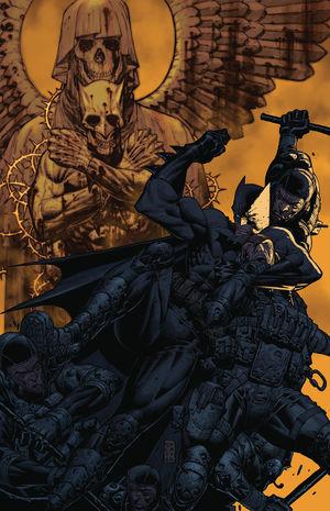 BATMANS GRAVE (2019) #9VAR