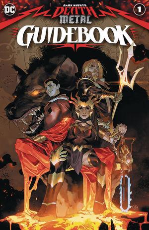DARK NIGHTS DEATH METAL GUIDEBOOK (2020) #1