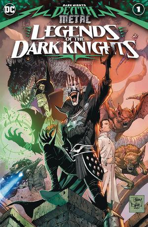 DARK NIGHTS DEATH METAL LEGENDS OT DARK KNIGHTS (2 #1