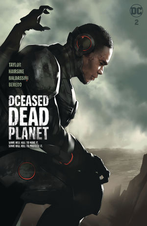 DCEASED DEAD PLANET (2020) #2B