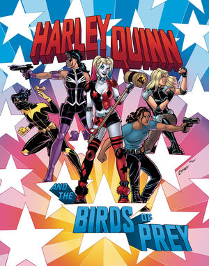 HARLEY QUINN AND THE BIRDS OF PREY (2020) #3