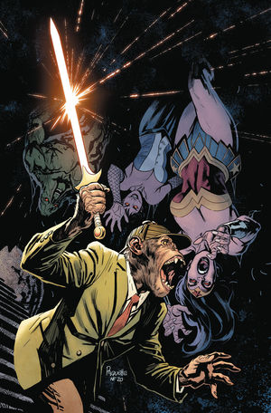 JUSTICE LEAGUE DARK (2018) #25
