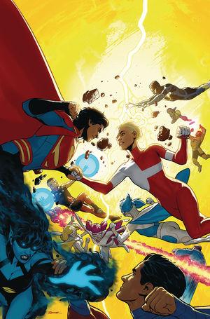 LEGION OF SUPER HEROES (2019) #8