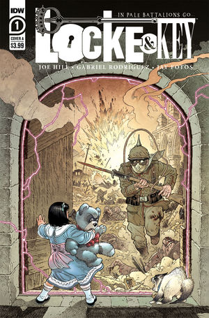 LOCKE AND KEY IN PALE BATTALIONS GO (2020) #1