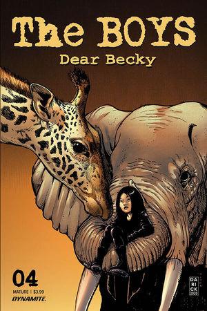 BOYS DEAR BECKY (2020) #4