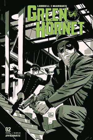 GREEN HORNET (2020) #2