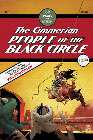 CIMMERIAN PEOPLE OF BLACK CIRCLE (2020) #1E