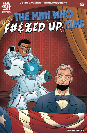 MAN WHO EFFED UP TIME (2020) #5