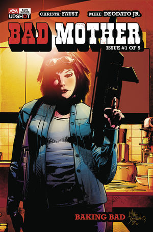 BAD MOTHER (2020) #1