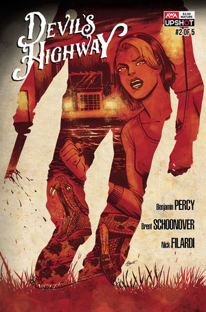 DEVILS HIGHWAY (2020) #2