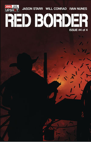 RED BORDER (2020) #4