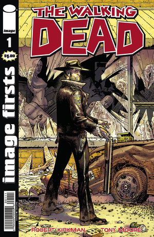 IMAGE FIRSTS WALKING DEAD CURR PTG 1 #1