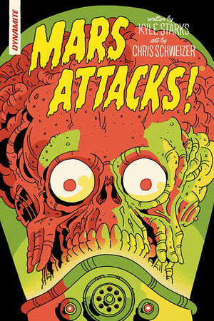MARS ATTACKS TPB (2019) #1