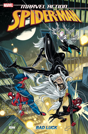 MARVEL ACTION SPIDER-MAN TPB (2019) #3