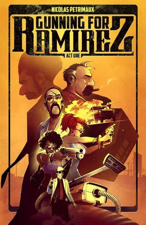 GUNNING FOR RAMIREZ TP VOL 01 1