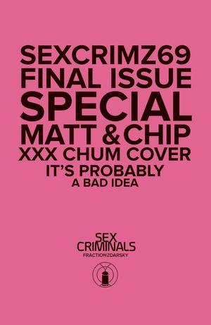 SEX CRIMINALS (2013) #69 VAR