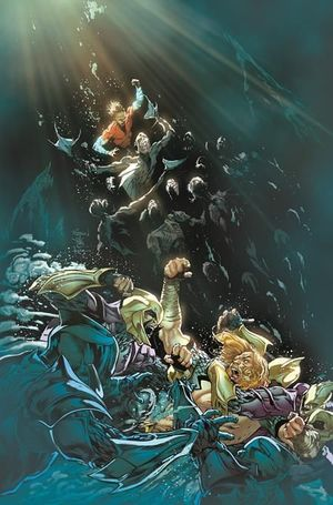 AQUAMAN (2016 6TH SERIES) #63