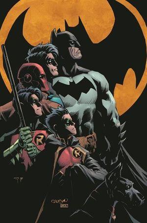 BATMAN 80 YEARS OF THE BAT FAMILY TPB (2020) #1