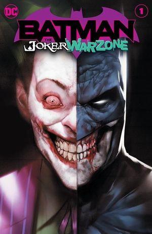 BATMAN THE JOKER WAR ZONE (2020) #1