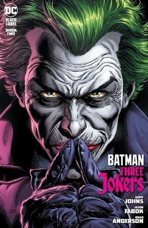 BATMAN THREE JOKERS (2020) #2