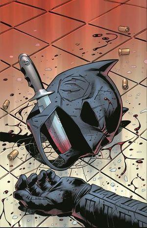BATMANS GRAVE (2019) #10