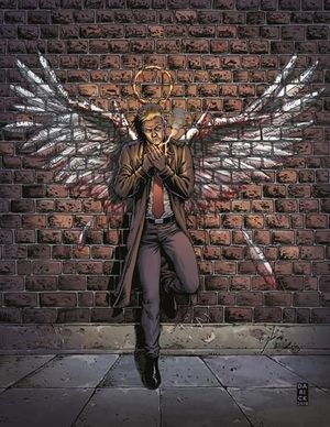 HELLBLAZER RISE AND FALL (2020) #1