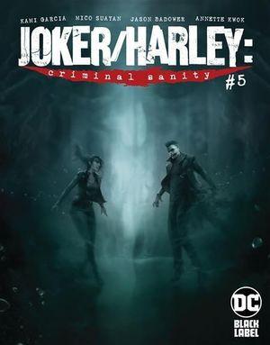 JOKER HARLEY CRIMINAL SANITY (2019) #5