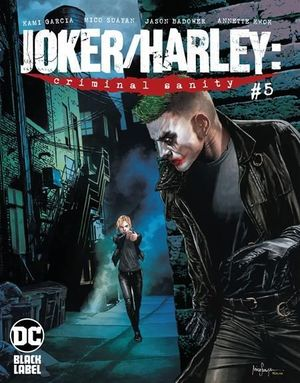 JOKER HARLEY CRIMINAL SANITY (2019) #5 VAR