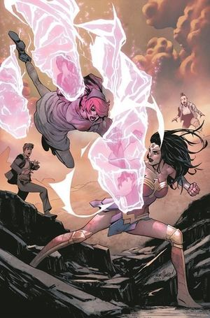 WONDER WOMAN (2016 5TH SERIES) #763