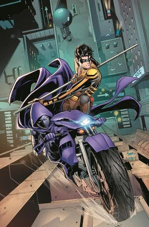 YOUNG JUSTICE (2019) #18