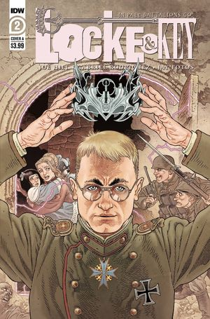 LOCKE AND KEY IN PALE BATTALIONS GO (2020) #2