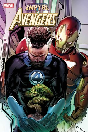 EMPYRE AFTERMATH AVENGERS (2020) #1