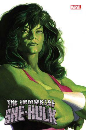 IMMORTAL SHE-HULK (2020) #1 ROSS