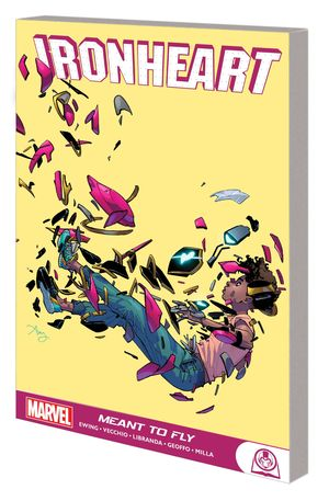 IRONHEART GN TP MEANT TO FLY (2020) #1