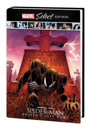 SPIDER-MAN KRAVENS LAST HUNT MARVEL SELECT HC (202 #1