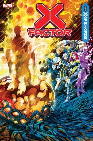 X-FACTOR (2020) #4
