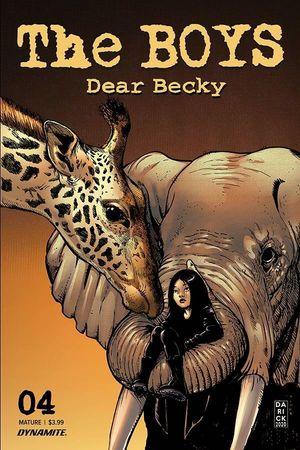 BOYS DEAR BECKY (2020) #5