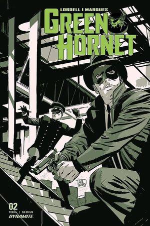 GREEN HORNET (2020) #3