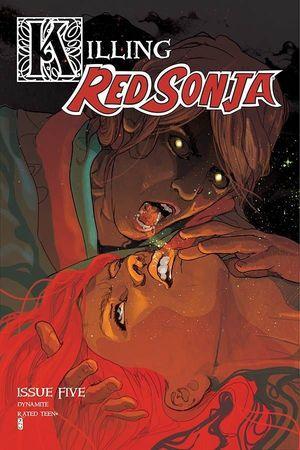 KILLING RED SONJA CVR A WARD (2020) #5
