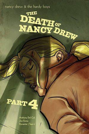 NANCY DREW AND HARDY BOYS DEATH OF NANCY DREW (202 #4