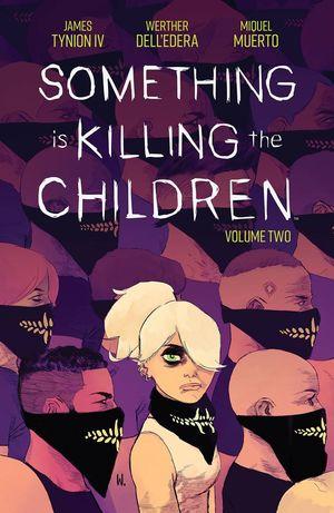SOMETHING IS KILLING CHILDREN TPB (2020) #2