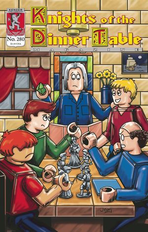 KNIGHTS OF THE DINNER TABLE (1994) #280