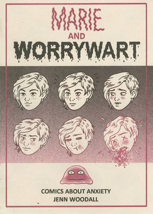 MARIE AND WORRYWART GN (2020) #1