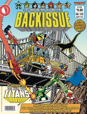 BACK ISSUE MAGAZINE (2003) #122